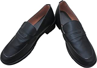 YuanCos Akame Ga Kill! Night Raid Najenda Black Halloween Cosplay Shoes