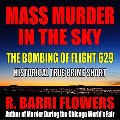 Mass Murder in the Sky audiobook cover art