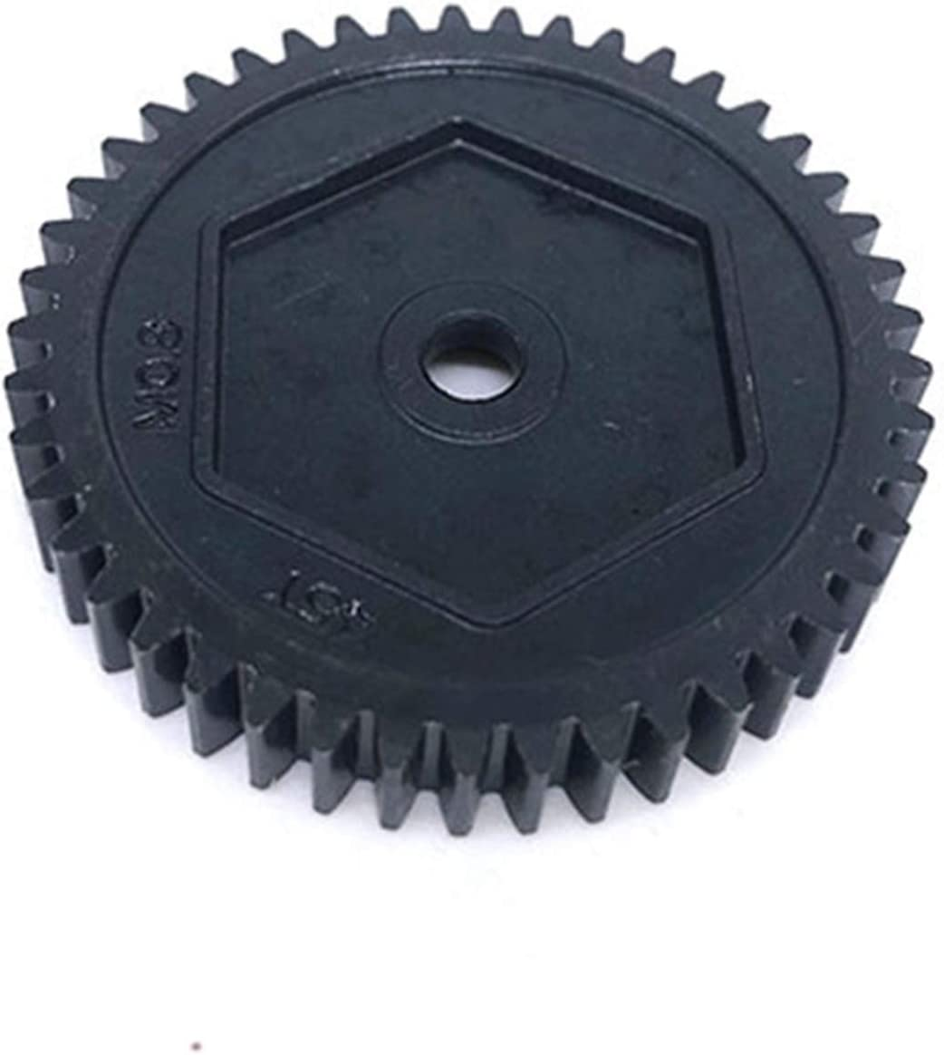 Gear 1P Metal Spur 45T Over item handling 0.8M 32P Gorgeous 10 1 Part Crawler for 8053