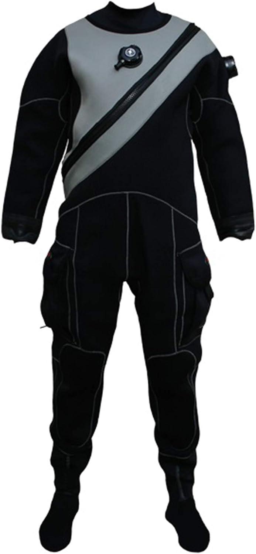 Pinnacle Black Ice Scuba Over item handling ☆ Popular products Diving Drysuit Merino Unisex