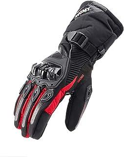 ad72c3a1 Amazon.es: guantes invierno mtb - Rojo