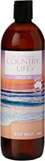 Country Life Body Wash Vanilla Sky 500 mL