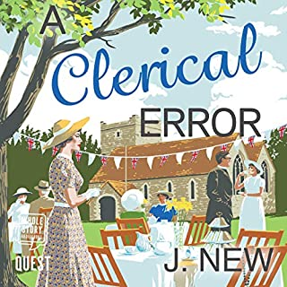 A Clerical Error cover art