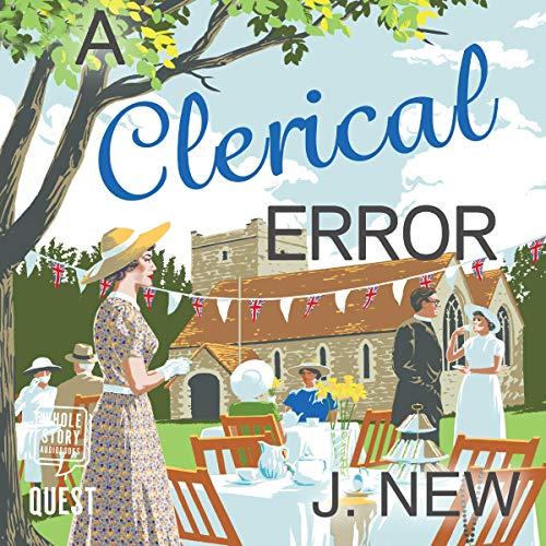 A Clerical Error cover art