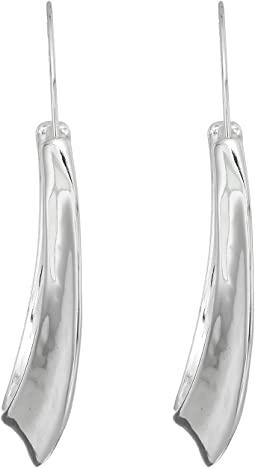 Robert Lee Morris - Sculptural Hoops Earrings