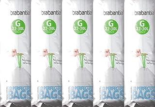 /30L L bolsas de basura Brabantia Bolsas de basura fuerte bolsas de basura bolsas tipo g 100/x 23/