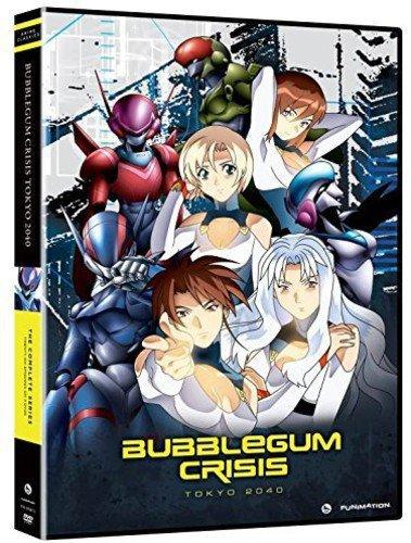 Bubblegum Crisis Tokyo 2040 - Comp Series - Classic