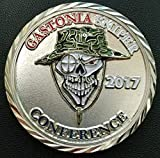Phoenix Challenge Coins 2017 Gastonia Police Sniper Conference The Tactical Farm