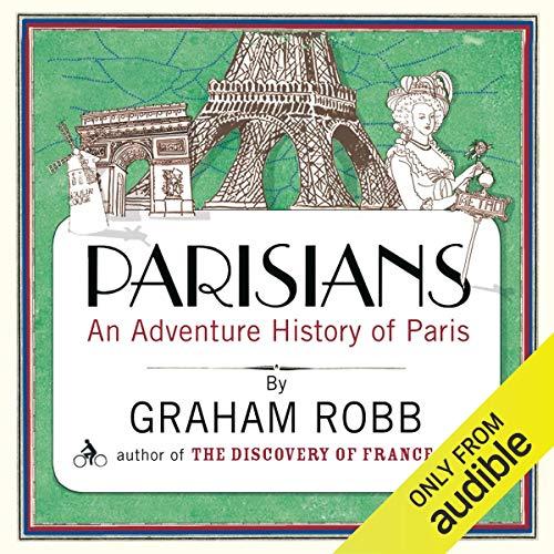 Parisians cover art