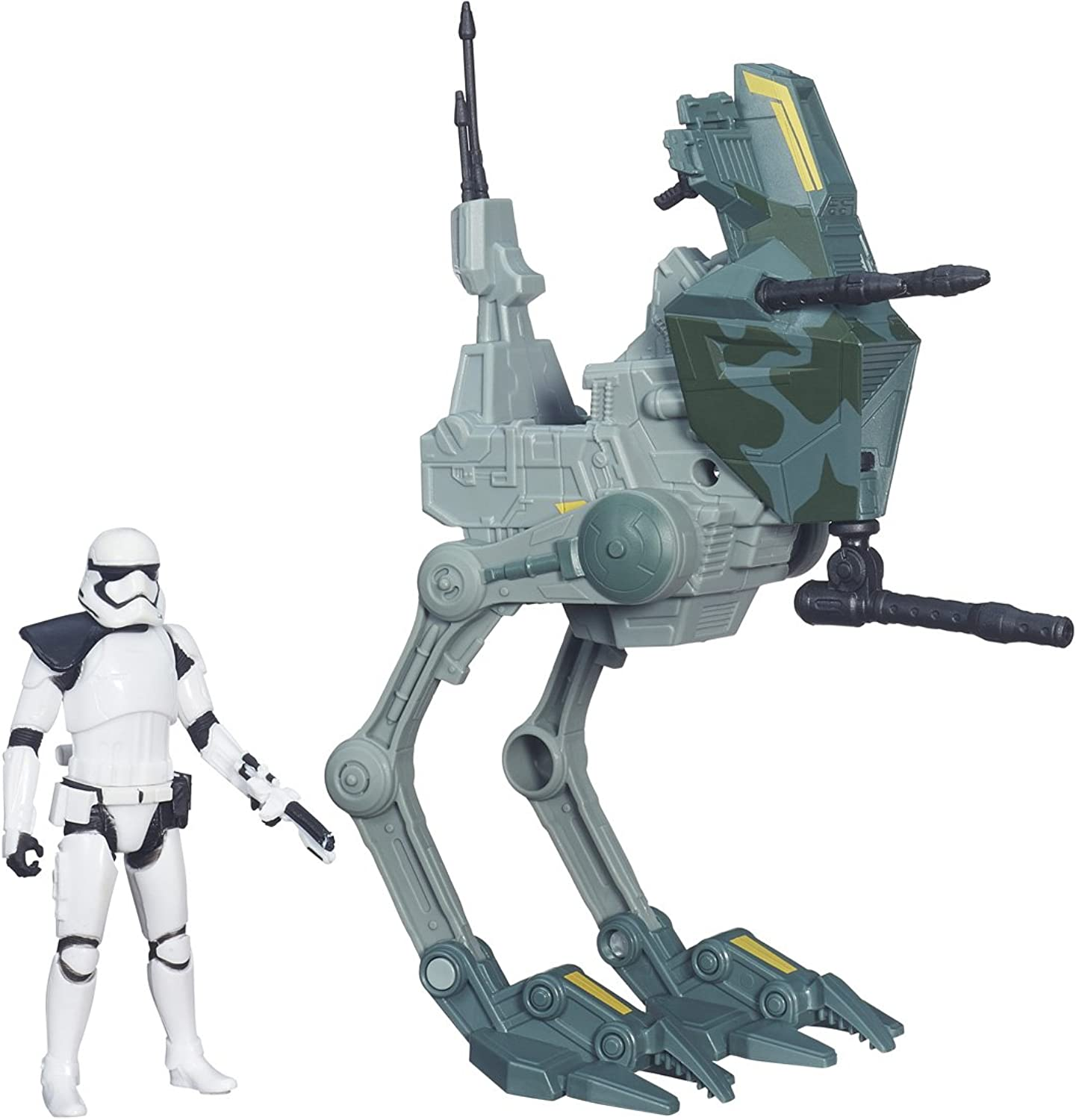 Arousal Small Vehicle Assault Walker of Star Wars Force