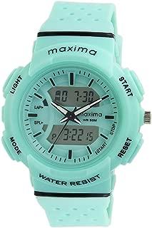Maxima Analog-Digital Black Dial Men's Watch-52082PPAN
