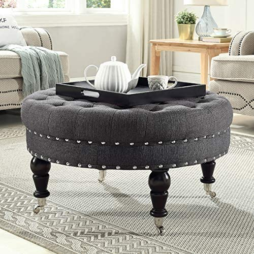 Top 10 Best round ottoman coffee table Reviews