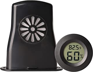 Veanic Acoustic Guitar Humidifier and Mini Hygrometer...