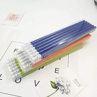 LMWB penna kreativ skrivpenna blyfri förgiftning miljö HB skrivpenna barn studenter lärande penna 50/80/100/150 pinnar 50