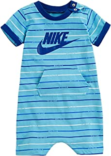 Nike Baby Boy Infant Shortall