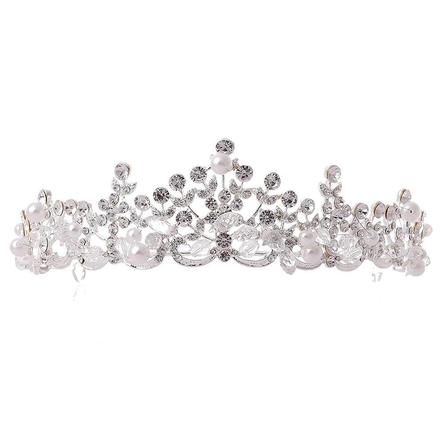のために慈悲前花嫁の爪チェーンクラウンヨーロッパと米国の人気の結婚式のラインストーン結婚式のヘッドウェアアクセサリーの髪の櫛
