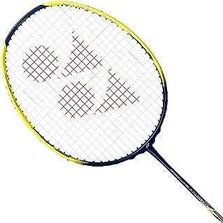 YONEX Nanoflare 370 Speed Badminton Pre-Strung Racket (Yellow) (5G5)