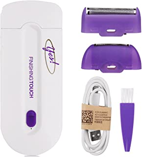 Transer 'Yes Finishing touch Hair Remover Hair Remover Instant dolore con sensore di luce