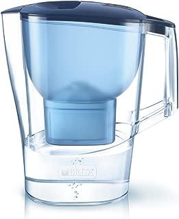 BRITA(ブリタ) アルーナXL ブルー(カートリッジ1個増量) 【高除去12項目で2ヵ月交換】 ポット型浄水器