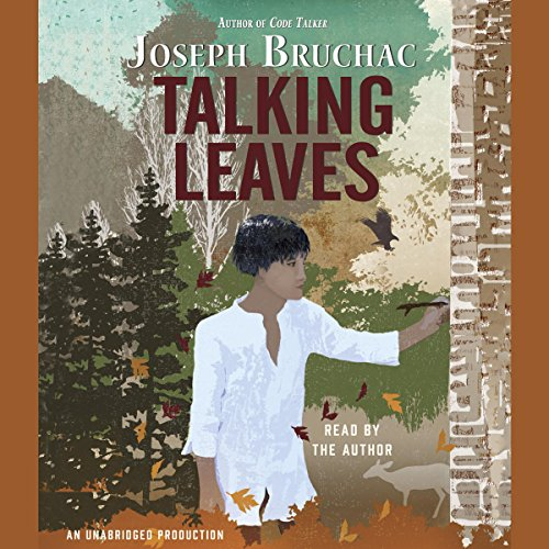 Talking Leaves audiobook cover art