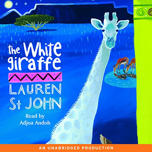 The White Giraffe Titelbild