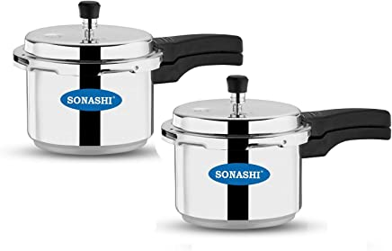 Sonashi 3 Ltr Pressure Cooker (SPC-230)