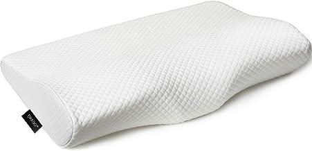 EPABO Contour Memory Foam Pillow Orthopedic Sleeping Pillows, Ergonomic Cervical Pillow for Neck Pain - for Side Sleepers,...
