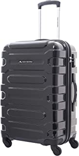 High Sierra Bighorn Hardside Spinner Luggage 81cm with 3 digit Number Lock - Black