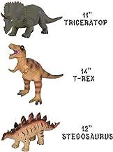 HOWBOUTDIS (3) Piece Kids Dinosaur Pack - Realistic Jumbo (11