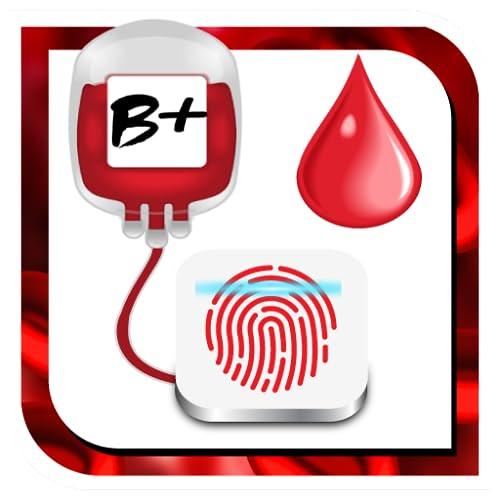 Sangre Grupo de escáner broma