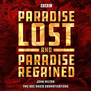 Paradise Lost & Paradise Regained audiobook cover art