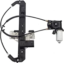 Power Window Lift Regulator with Motor Assembly Driver Rear Replacement for Chevrolet Tahoe Cadillac Escalade GMC Yukon SUV 19260050