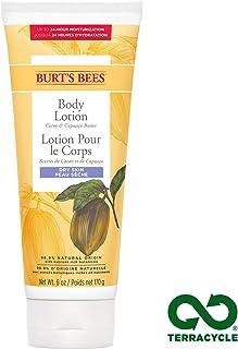 Burt's Bees Bodylotion met cacao- en cupua-boter, per stuk verpakt (1 x 170 g)
