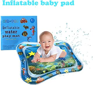Super Durable Inflatable Earlyears Baby Water Play Mat Filled with Fun Play Water Mat + Carton