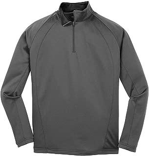 Wicking Fleece 1/4-Zip Pullover Sizes XS-4XL