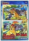 CLEMENTONI 2X20 el. Lion Guard [PUZZLE]