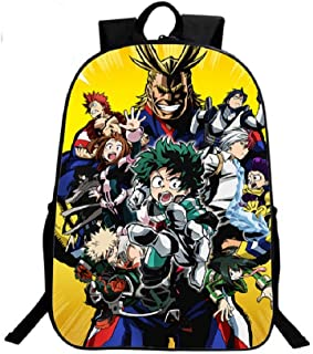 My Hero Academia Kid Backpack Schoolbag Bookbag Daypack
