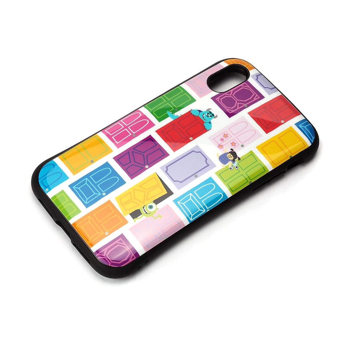 企業ボール技術者Premium Style iPhone XR ハイブリッドタフケース モンスターズ?インク/ホワイト