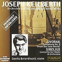 Sinfonie 9 Sibelius Violin by KEILBERTH