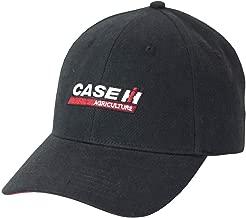 Case IH Enzyme Washed Black Logo Cap/Hat - A2347