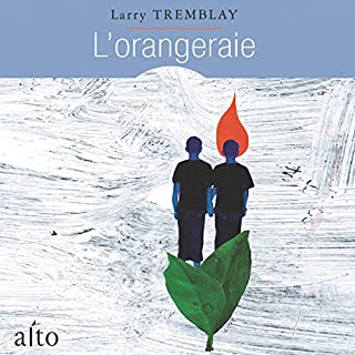 Page de couverture de L'orangeraie