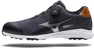 Mizuno Mens 2021 Nexlite 008 Boa Lightweight Waterproof Mesh Upper Golf Shoes