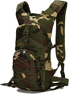 Outside Military Army Green Backpack Waterproof Oxford Casual Camouflage Travel Bag Womens Traveling Backpack