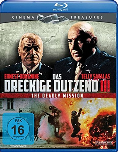 Das dreckige Dutzend 3 - The Deadly Mission [Blu-ray]