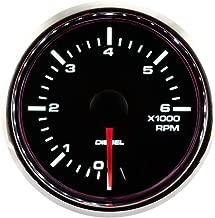 MOTOR METER RACING Universal Tachometer for Alternator 2