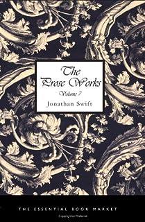 The Prose Works of Jonathan Swift, D.D., Volume 07