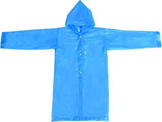 レインコート キッズ ポンチョ 子供 レインウェア 雨カバー 長袖 厚め 軽量 撥水 梅雨対策 便利 折りたたみ ファッション アウトドア 通学 旅行 徒歩 自転車 女の子 男の子 収納バッグ付き 全3色