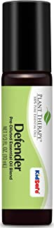 Plant Therapy Defender Blend 10 mL (1/3 oz) 100% Pure Pre-Diluted Roll-On Blend of Uplifting and Immune Supporting Essential Oils