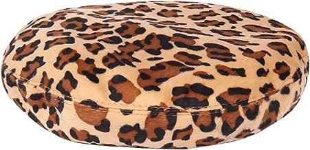 Ayliss Women Leopard Beret French Style Barret Hat Wool Warm Hat