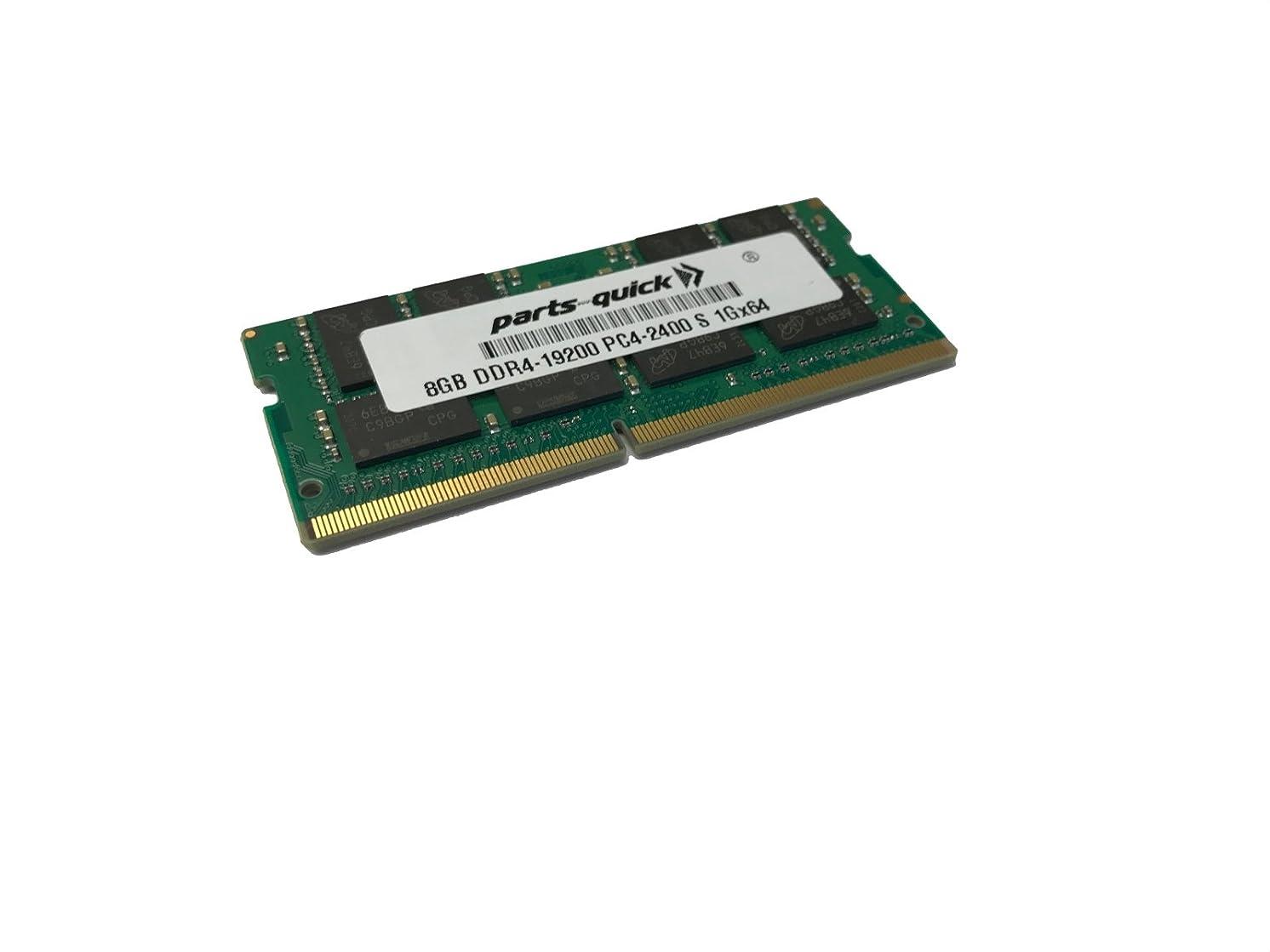 8GB Memory for Lenovo ThinkPad L380 DDR4 2400MHz SoDIMM RAM (PARTS-QUICK BRAND)